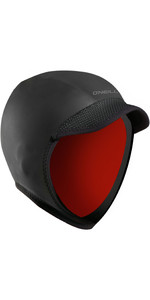 2020 O'Neill 3mm Squid Lid Neoprene Cap Black 5110
