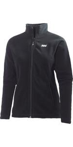 Helly Hansen Ladies Daybreaker Fleece Jacket Black 51599