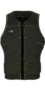 2019 O'Neill Mens Hyperfreak Comp Vest Fade Green / Lime 5315EU
