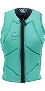 2019 O'Neill Womens Slasher B Comp Impact Vest Seaglass / Abyss 5331EU