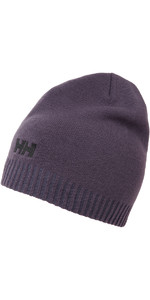 2018 Helly Hansen Brand Beanie Grape 57502