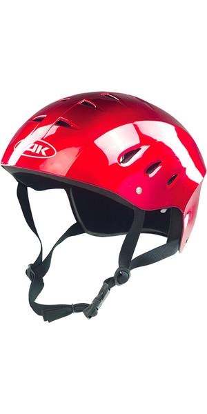 2018 YAK Kontour Kayak Helmet - RED 6252