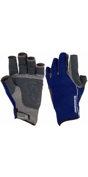 Crewsaver Winter Short Finger JUNIOR Glove Blue 6330