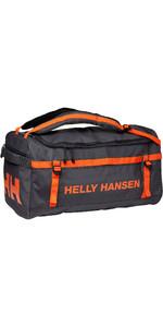 2019 Helly Hansen 50L Classic Duffel Bag 2.0 S Ebony 67167