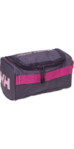 2019 Helly Hansen Classic Wash Bag Purple 67170