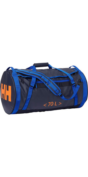 2019 Helly Hansen HH 70L Duffel Bag 2 Navy 68004