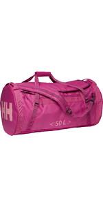 2019 Helly Hansen HH 50L Duffel Bag 2 Fuschia 68005