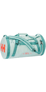 2019 Helly Hansen HH 30L Duffel Bag 2 Blue Haze 68006