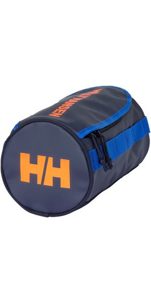 2018 Helly Hansen Wash Bag 2 Persian Navy 68007