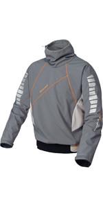 Crewsaver Phase 2 Race Top Fleece Lined in Grey / Orange 6902