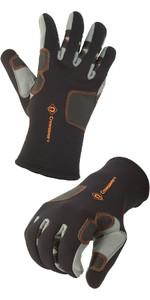 Crewsaver Phase 2 Tri-Season Neoprene Glove GREY 6929