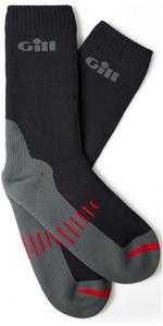 2019 Gill Waterproof Socks Graphite 762