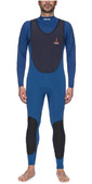 Musto Mens Foiling Thermohot Impact Wetsuit 80870 - Sky Dive / True Navy