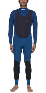 Musto Mens Foiling Thermocool Impact Long John Wetsuit 80875 - Sky Dive / True Navy