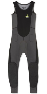 Musto Womens Foiling Thermocool Impact Wetsuit 80924 - Dark Grey / Black