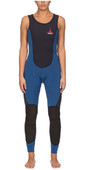 Musto Womens Foiling Thermocool Impact Wetsuit 80924 - Sky Dive / True Navy