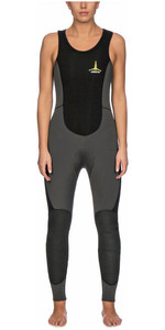 Musto Womens Foiling Thermohot Impact Wetsuit 80925 - Dark Grey / Black