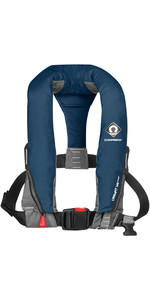 2018 Crewsaver Crewfit 165N Sport Manual Lifejacket  - Navy 9010NBM