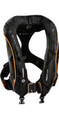 2020 Crewsaver Ergofit 290N Ocean Hammar Lifejacket + Harness + Light +Hood 9135BKHP