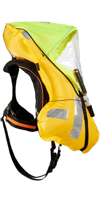 2020 Crewsaver Ergofit 290N Ocean Auto Lifejacket + Harness + Light + Hood 9135BKAP
