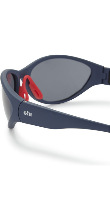 2021 Gill Classic Sunglasses Navy / Smoke 9473