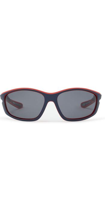 2021 Gill Corona Sunglasses Dark Blue / Smoke 9666
