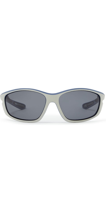 2020 Gill Corona Sunglasses Silver / Smoke 9666