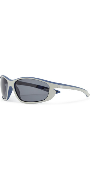 2019 Gill Corona Sunglasses Silver / Smoke 9666