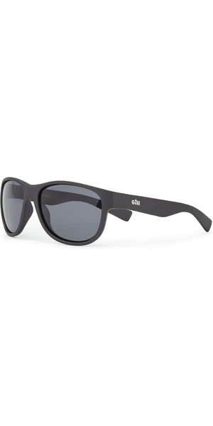 2019 Gill Coastal Sunglasses Black / Smoke 9670