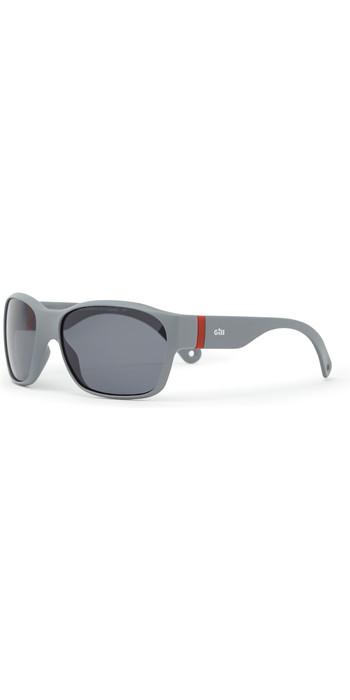 2020 Gill Junior Longrock Sunglasses Ash / Smoke 9671