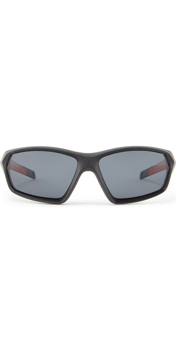 2020 Gill Marker Sunglasses Black / Smoke 9674