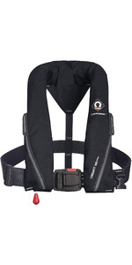2020 Crewsaver Crewfit 165N Sport Automatic Lifejacket 9710BLA - Black