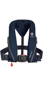 2021 Crewsaver Crewfit 165N Sport Manual Lifejacket 9710NBM - Navy