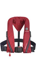 2020 Crewsaver Crewfit 165N Sport Automatic Lifejacket 9710RA - Red