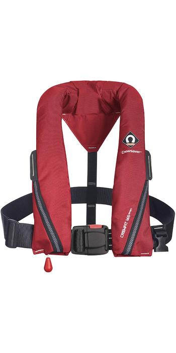 2021 Crewsaver Crewfit 165N Sport Automatic Lifejacket 9710RA - Red