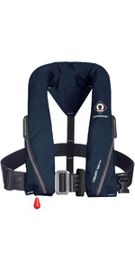 2020 Crewsaver Crewfit 165N Sport Automatic Harness Lifejacket 9715NBA - Navy