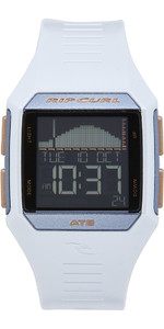 2019 Rip Curl Womens Maui Mini Tide Surf Watch White A1127G