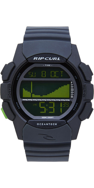 2018 Rip Curl Drifter Tide Watch Night Vision A1133