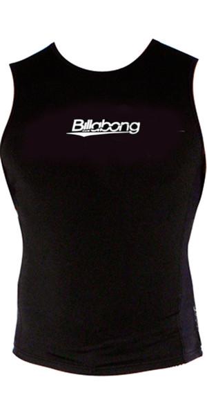 Billabong Furnace Mens Polypro Vest BLACK A4PY02