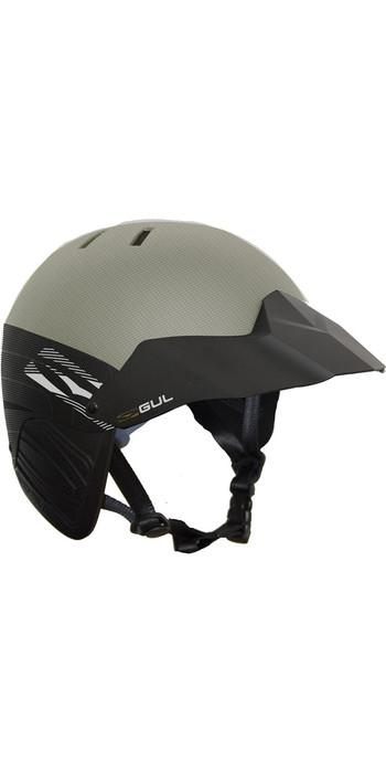 2021 Gul Elite Watersports Helmet Silver AC0127-B5