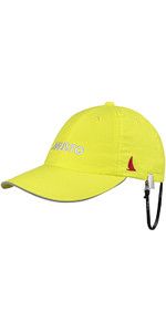 2020 Musto Fast Dry Crew Cap Sulphur Spring AL1390