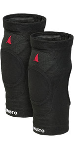 2021 Musto D30 Impact Knee Pads Black AS0750