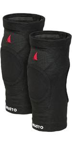 2019 Musto D30 Impact Knee Pads Black AS0750