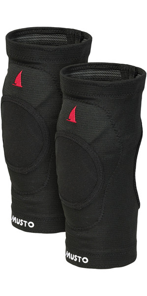 2018 Musto D30 Impact Knee Pads Black AS0750