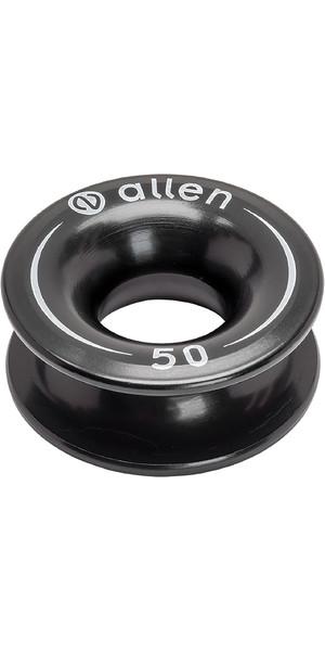 Allen Brothers Aluminium Thimble Black A87