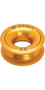 Allen Brothers Aluminium Thimble Gold A87