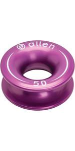 Allen Brothers Aluminium Thimble Purple A87