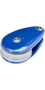 Allen Brothers Classic Dinghy Block Single Plain Bearing Royal Blue A278RB
