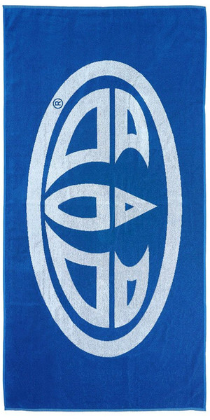 2018 Animal Flynn Beach Towel Blue LI032