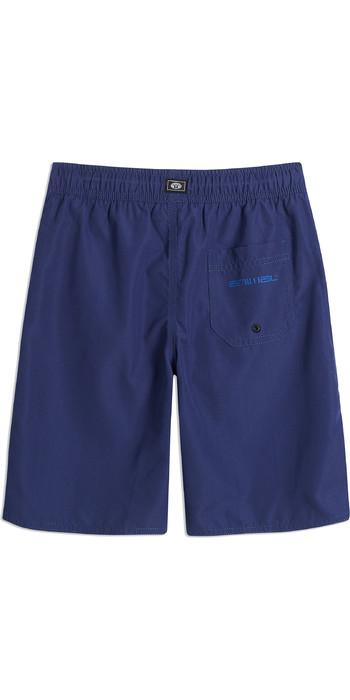 2019 Animal Junior Tanner Board Shorts Nautical Blue CL9SQ600